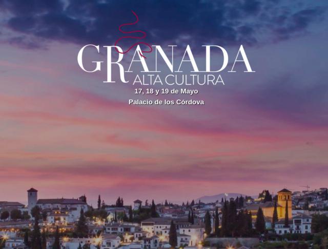Presentación en Marquis- Hotels Issabel's de GRANADA ALTA CULTURA: Granada se viste de moda y cultura hasta el 19 demayo