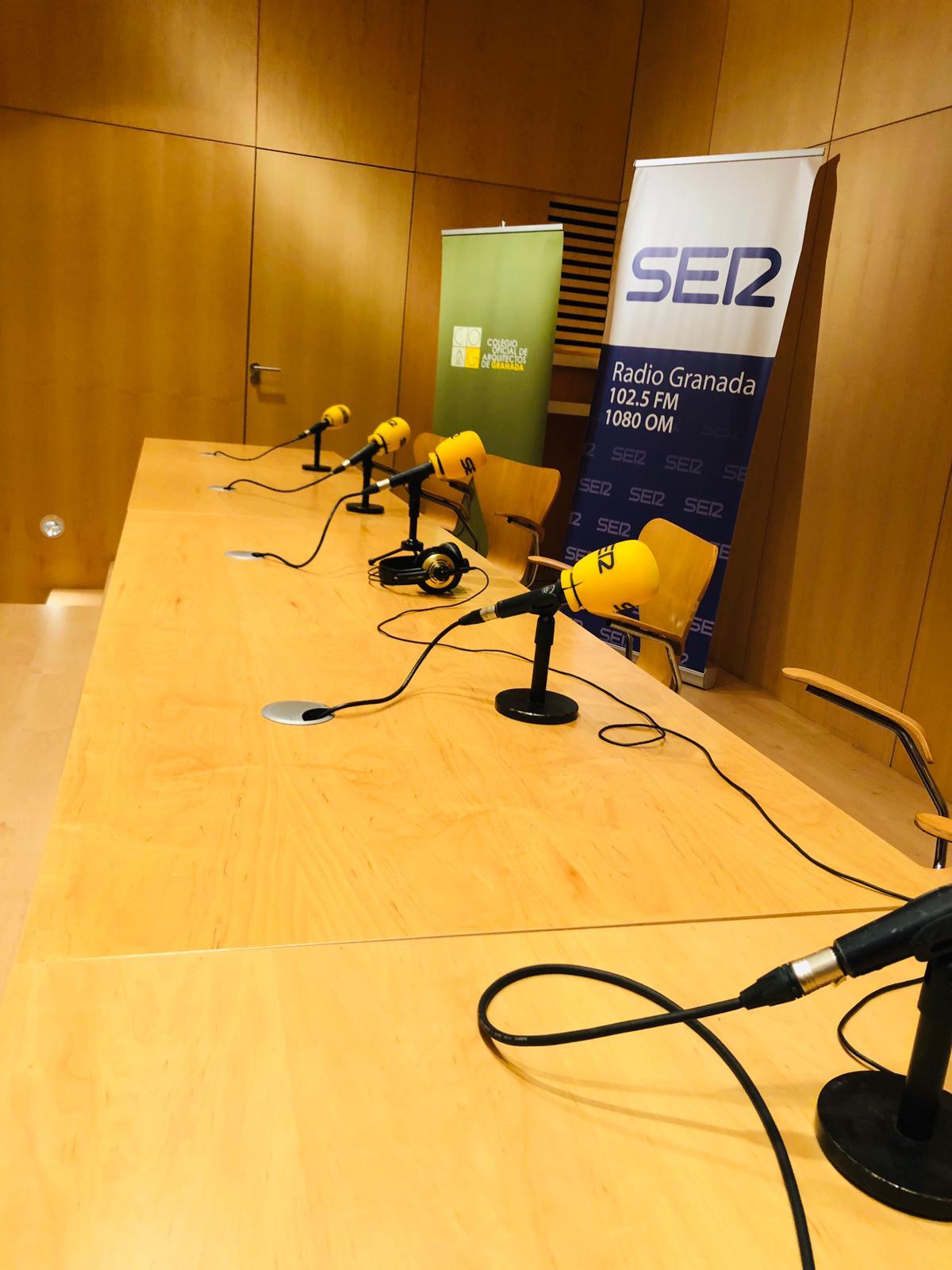 Debate electoral de fin de campaña organizado por Radio Granada en Casa Zayas