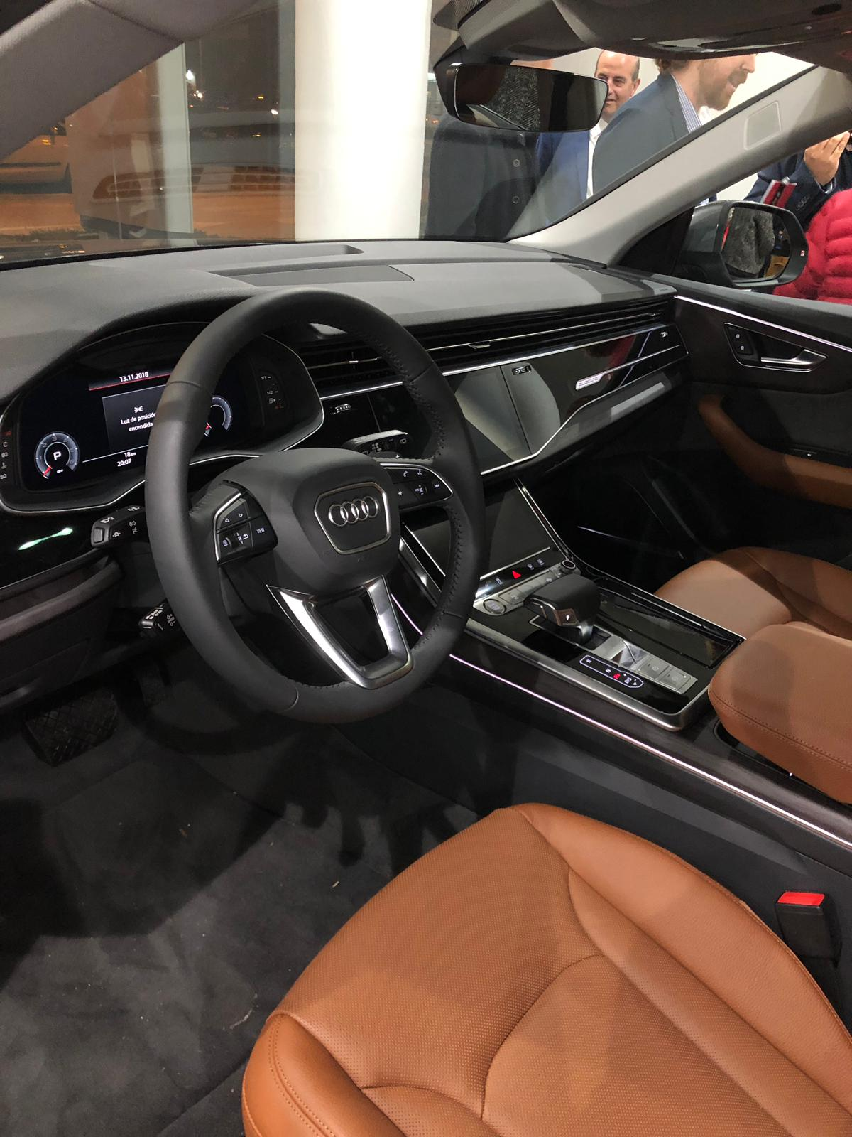 """Mejorando la """"venta"""" de nuestra marca personal en el Networking Nucesa Audi"""