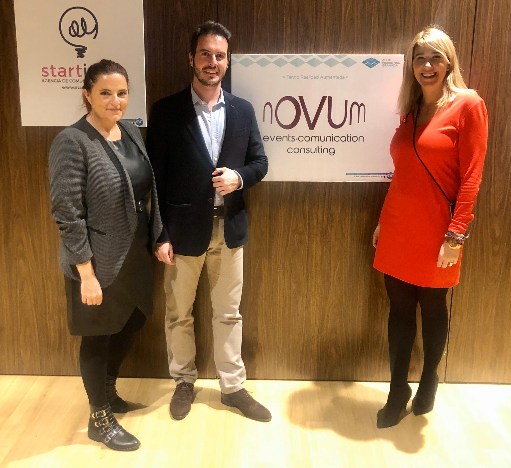 Novum en el Club de Marketin