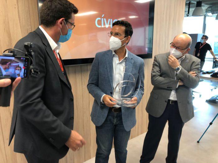 Inauguración nuevas instalaciones de Cívica Software
