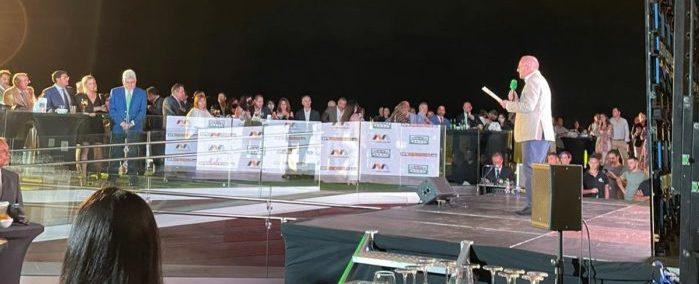 Gala Compromiso 2021 de Atresmedia Radio en Granada